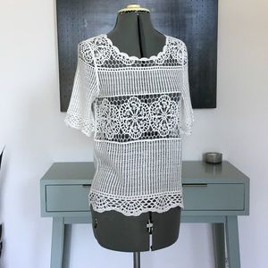 James Coviello top from Anthropologie. NWT.
